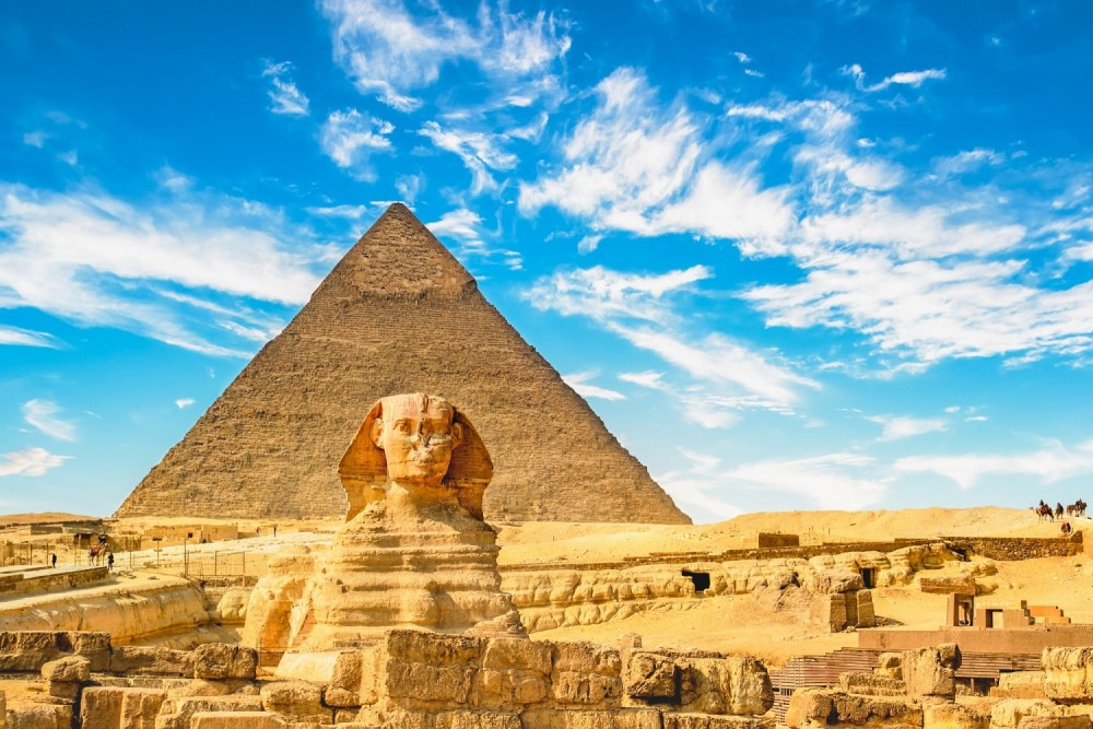 Unrest in the nation means that Egypt is one of the cheapest countries