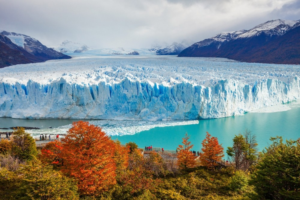Traveling around Argentina makes it one of the most affordable countries