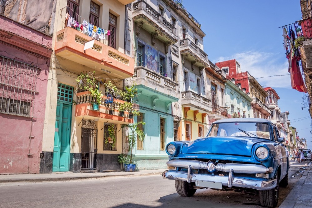 Cuba is one of the cheapest countries in the Western hemisphere