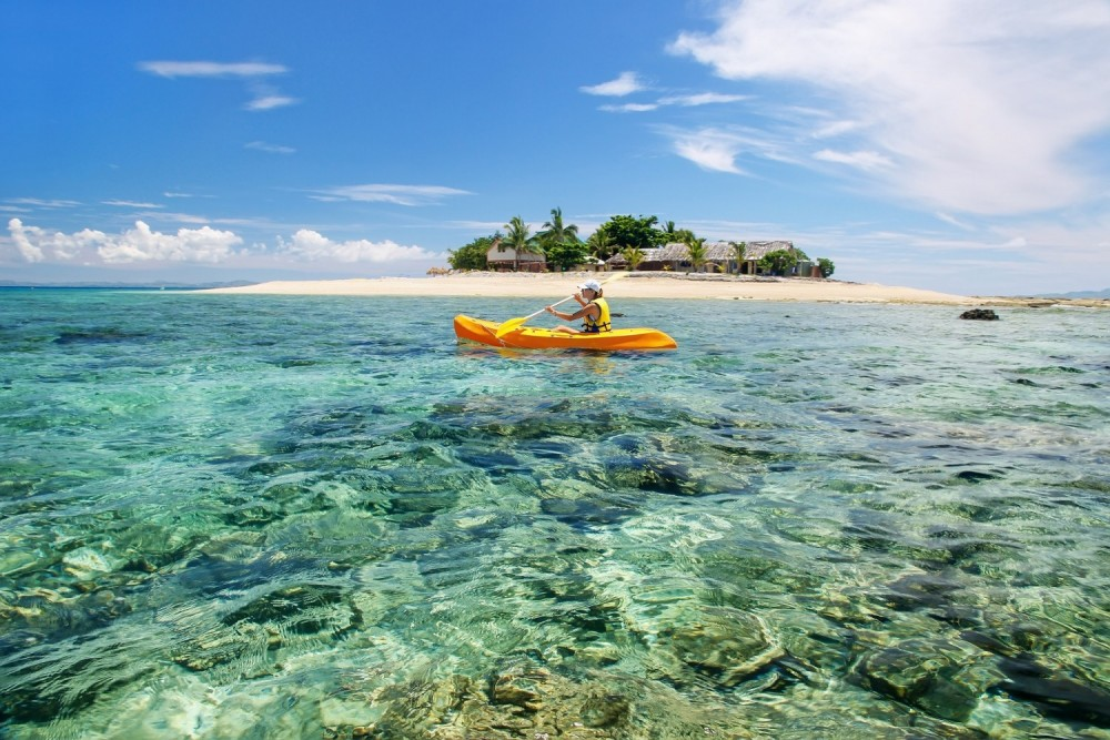 A vacation to Fiji doesn't always have to be expensive