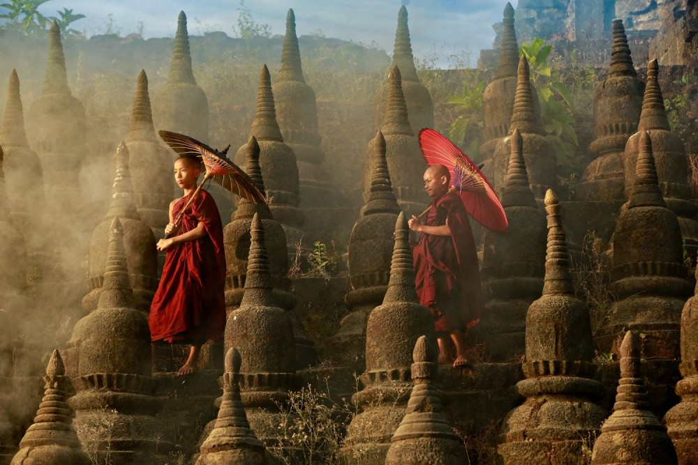Myanmar is one of Asia's hidden gems when it comes to cheap travel