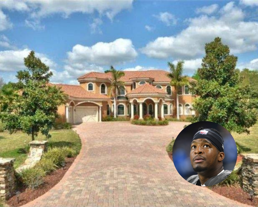 Jameis Winston's lavish home is filled with plenty of perks