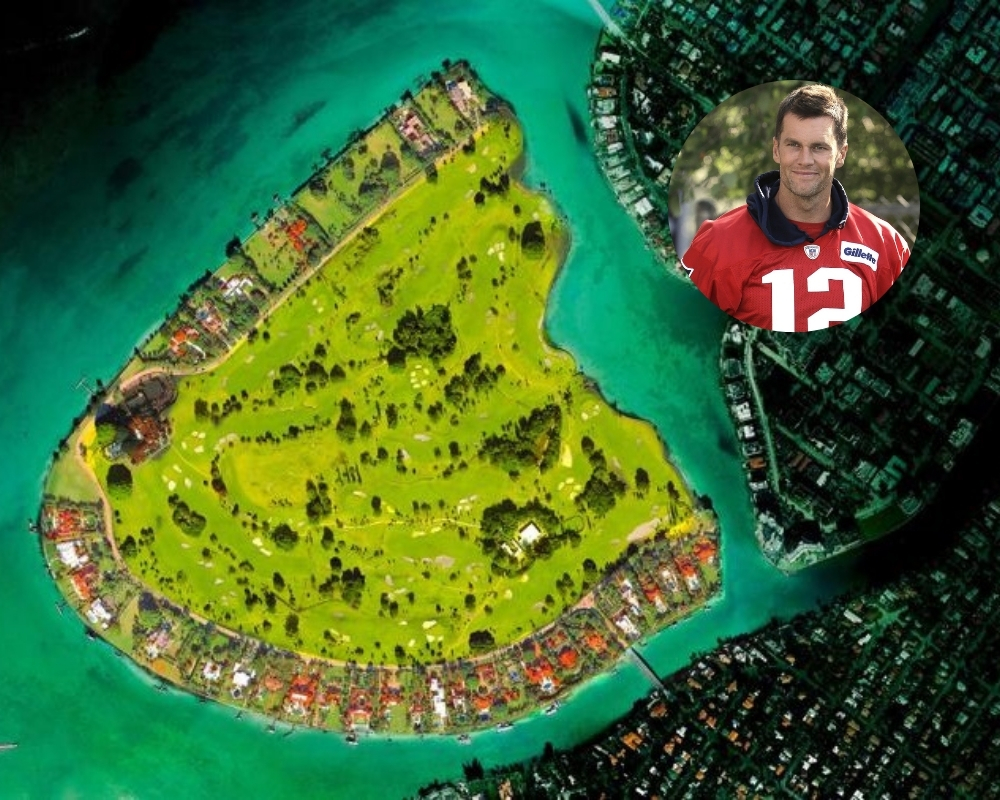 Tom Brady reportedly spent $17 million on a private island home