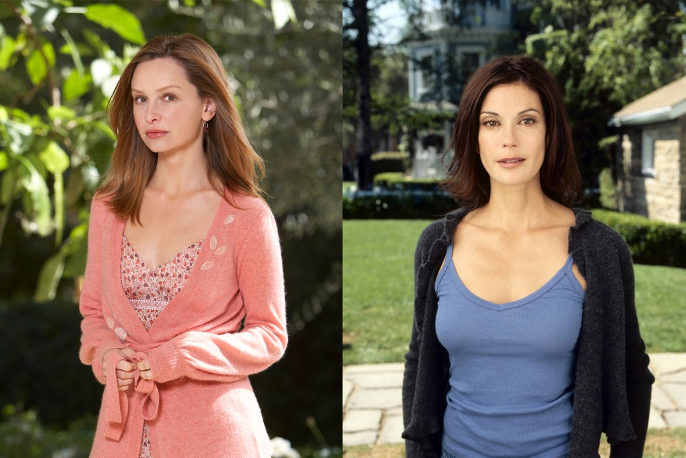 Calista Flockhart was the first choice for Susan Mayer in Desperate Housewives