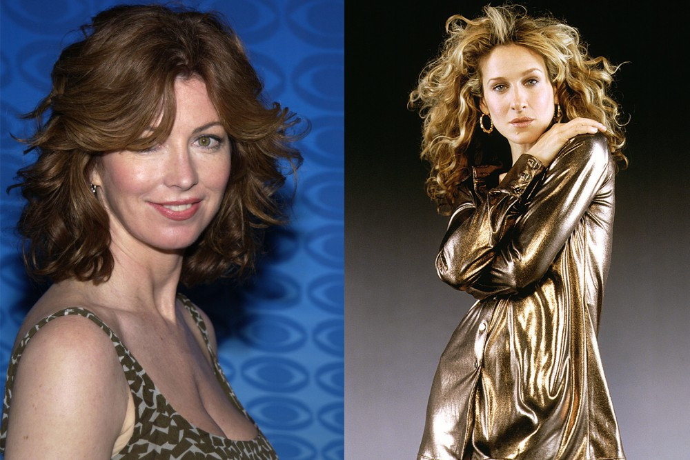 Dana Delany could have played Carrie Bradshaw instead of Sarah Jessica Parker