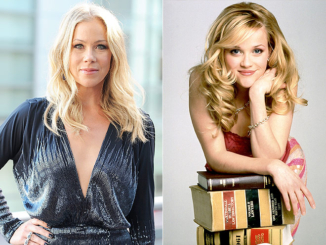Christina Applegate was first asked to play Elle Woods in Legally Blonde