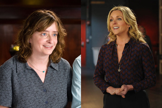 Rachel Dratch played Jenna in the first pilot of 30 Rock
