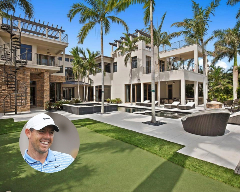 Rory McIlroy has moved to Florida to start a new adventure