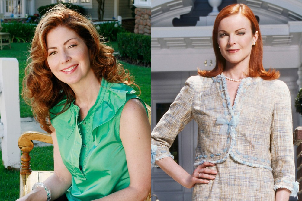 Dana Delany could have played Bree Van de Kamp in Desperate Housewives