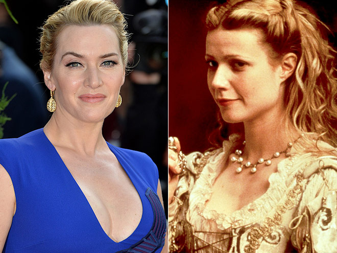 Kate Winslet rejected Shakespeare In Love to work on independent movies