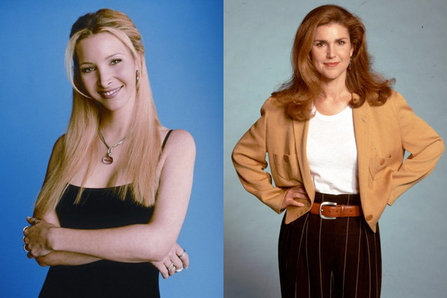 Lisa Kudrow almost became the queen of sitcoms with a part in Frazier, too