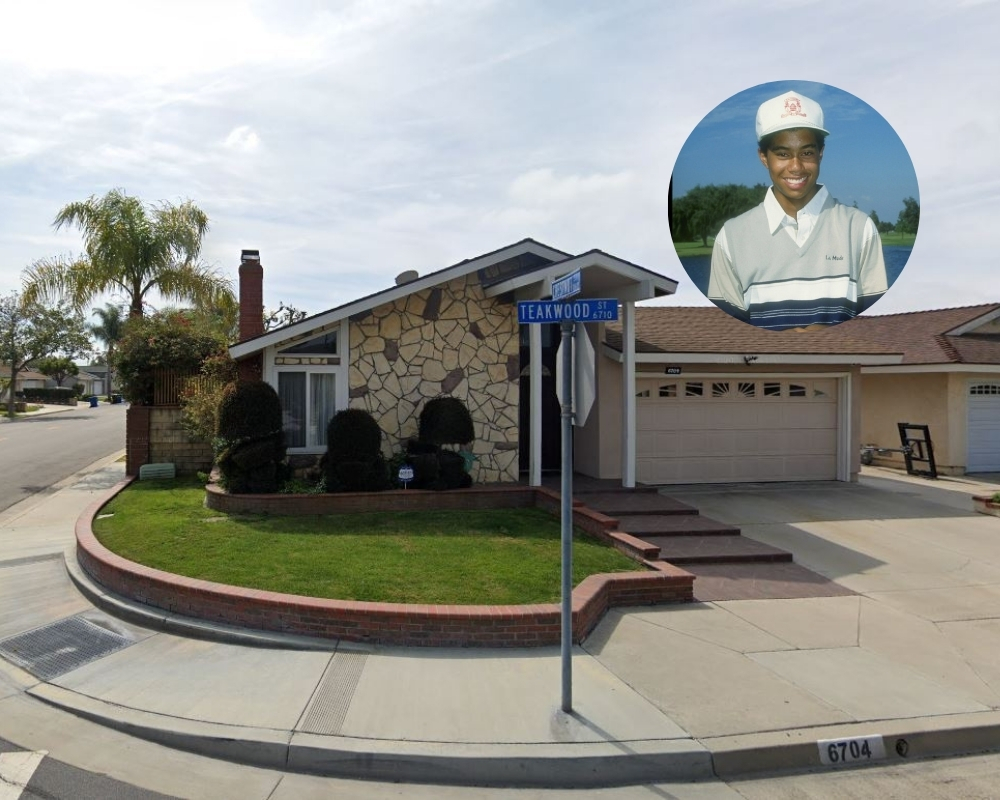 Tiger Woods' dad always planned on turning his childhood home into a museum