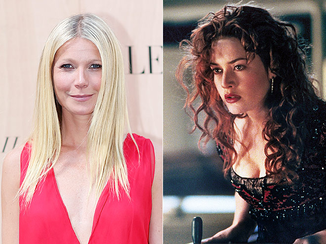 Gwyneth Paltrow was one of the final ones in line to play Rose in Titanic