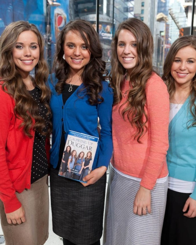 It's believed that the Duggars were educated by an abuser