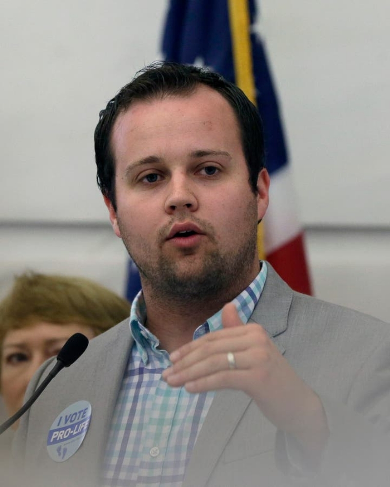 The Duggar star has never been charged with any of the accusations