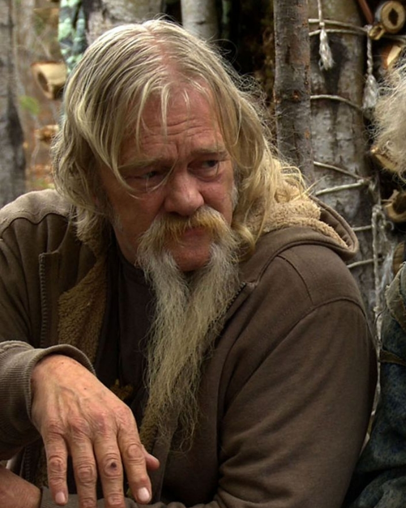 There's a chance Billy Brown thought up Alaskan Bush People