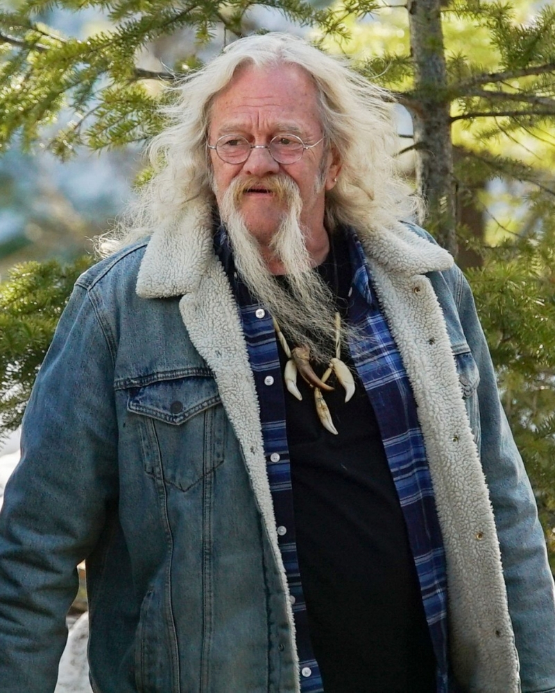 The Alaskan wilderness wasn't always the place that Billy Brown called home